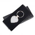 Brelok metalowy serce art73277