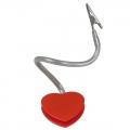 Memo klip serce, art.64196