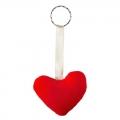 Pluszowy brelok serce, art.73847