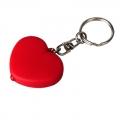 Świecący brelok serce, art.35165